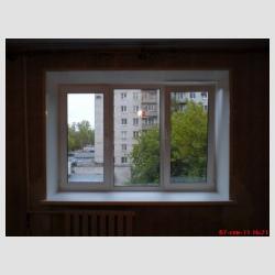 Фото окон от компании ЕвроМастерНН